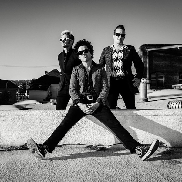 FACEBOOK.COM/GREENDAY