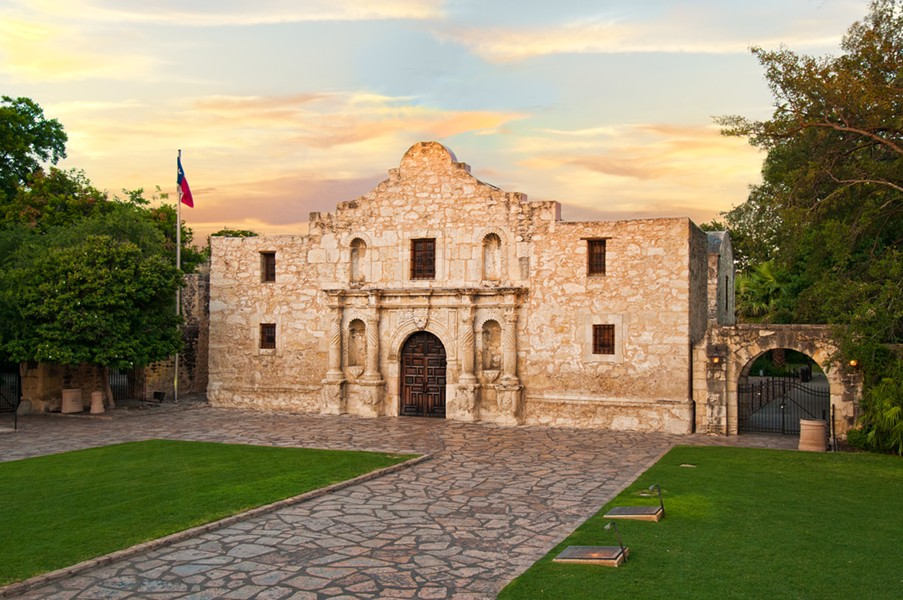 COURTESY OF REIMAGINE THE ALAMO