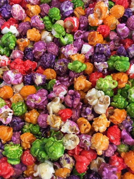 FACEBOOK/PINKS POPCORN