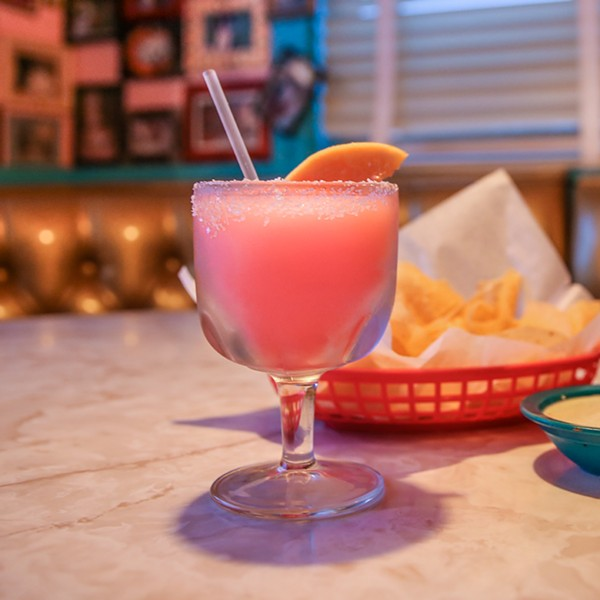 Ruby Red Margarita - COURTESY OF CHUY'S
