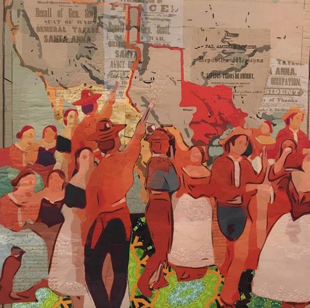 SUSIE MONDAY, FANDANGO (1848)