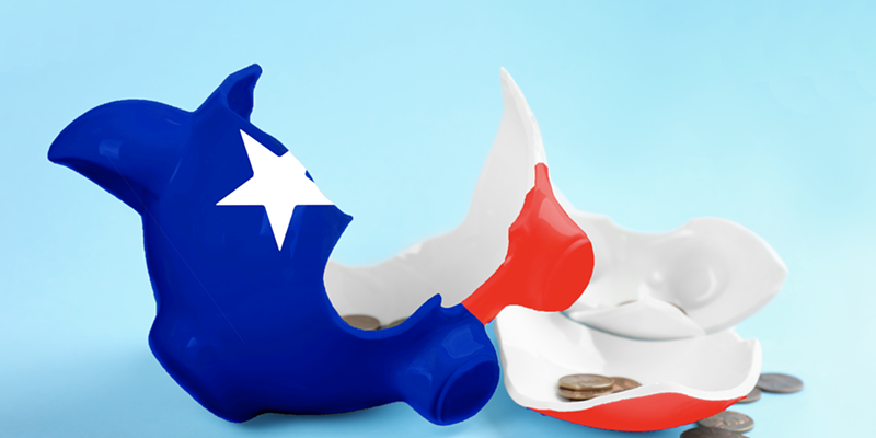 With Texas in a budget crisis, the GOP-controlled Lege may not be in the mood to do anything but cut
