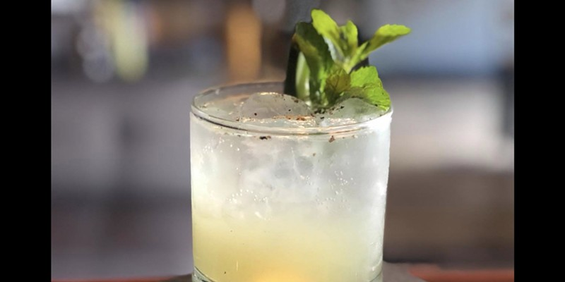 Whether or not your Mother's Day plans include brunch, these cocktails are midmorning hits
