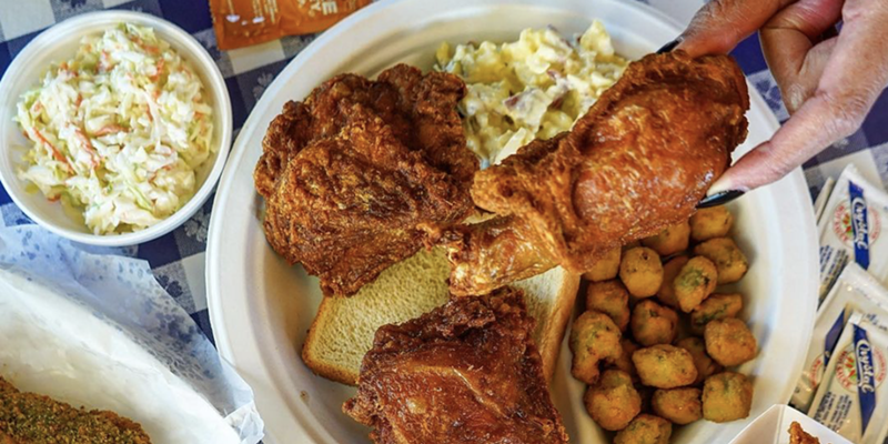 """Tennessee-based Gus's Fried Chicken is bringing its """"world famous"""" fried yardbird to the Alamo City."""