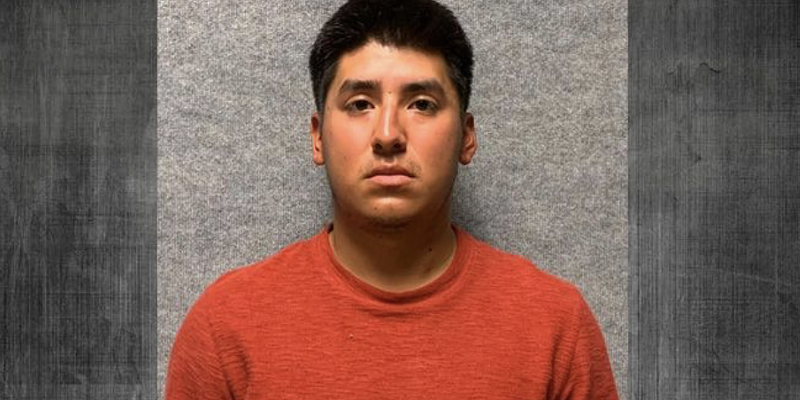 Andrew Alexander Pantaleon, 24, has been charged with aggravated assault with a deadly weapon, according to news reports.