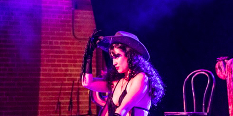The best NSFW moments from Saturday's Wild West Burlesque Show in San Antonio