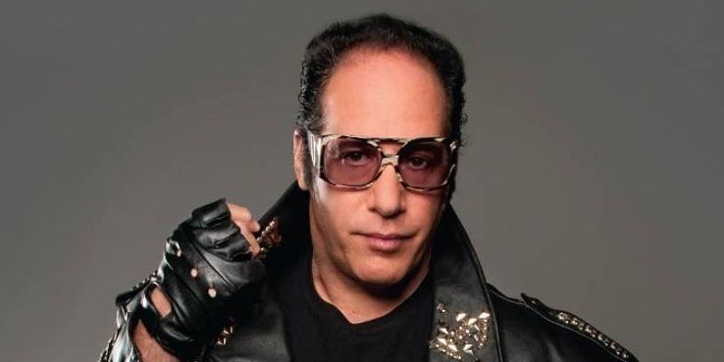 Andrew Dice Clay will perform August 12-13 at the AT&T Center's Terrace restaurant.