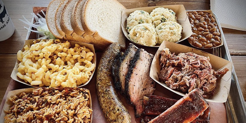 Pinkerton's Barbecue and 2M Smokehouse made Texas Monthly's 202150 Best BBQ Joints list.