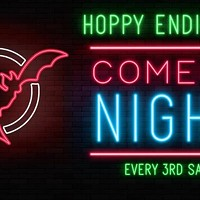 Hoppy Endings: Comedy Night