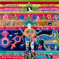 """Transcendental Tricentennial: Love Letters to San Anto, the (he)Art of David Zamora Casas"""