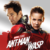 Outdoor Film Series: Ant-man and the Wasp