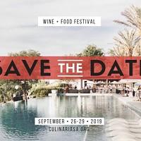 Wine + Food Festival