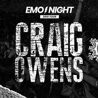 Craig Owens of Chiodos