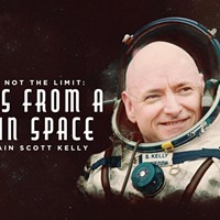 Captain Scott Kelly: Lessons From a Year in Space