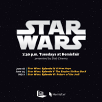 Star Wars at Hemisfair