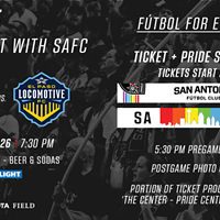 San Antonio Fútbol Club Pride Night Out