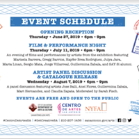 NYFA Immigrant Artist Mentoring Program Exhibition