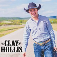 Clay Hollis with Matt Caldwell