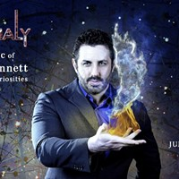 Anomaly - The Magic of Robby Bennett