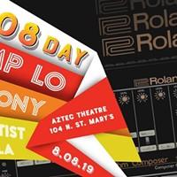 808 Day Feat. Camp Lo, Fat Tony, Boombaptist, & K Dot LA
