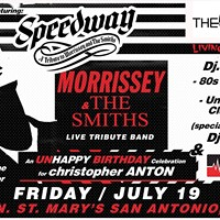 Speedway (Smiths and Morrisey tribute)