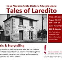Tales of Laredito