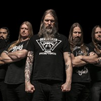 Amon Amarth, Arch Enemy, At the Gates, Grand Magus