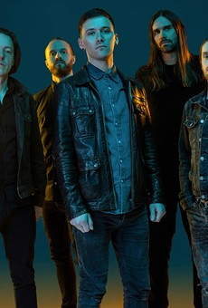 U.K.-based band Tesseract is touring to support its fourth full-length release, Sonder.