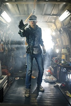 Steven Spielberg's Ready Player One Delivers Plenty of Action, Pop Culture References