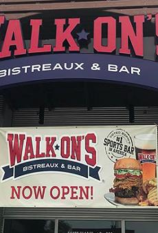 Walk-On's New Huebner Oaks Location Is Now Open
