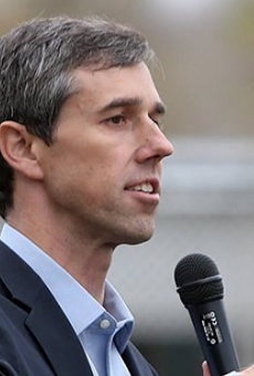 "Beto O'Rourke Says Ted Cruz and Donald Trump ""Want You to Be Afraid of Mexicans"""