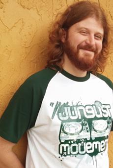 Drum & Bass Artist Random Movement Taking Over Web House