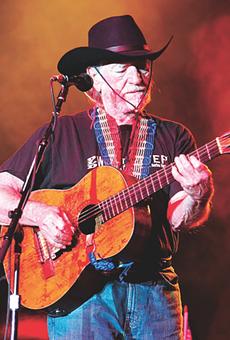 Legend Willie Nelson Returns to New Braunfels for 4/20 Concert