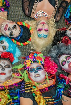 Here's How to Celebrate Fiesta at LGBT Events