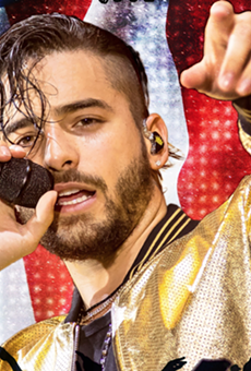 Reggaetón Star Maluma Brings F.A.M.E Tour to San Antonio This Weekend