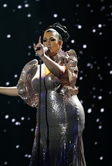 Keep On Shining, Ada Vox: San Antonio's Singing Drag Queen Makes It to Top 10 on American Idol