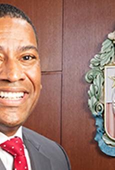 District 2 Councilman William Cruz Shaw