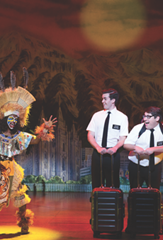 Highly-acclaimed The Book of Mormon Stops By Majestic Theatre for Week-long Run