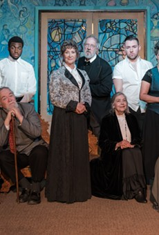 The Classic Theatre Puts a Contemporary Spin on Anton Chekhov's The Cherry Orchard