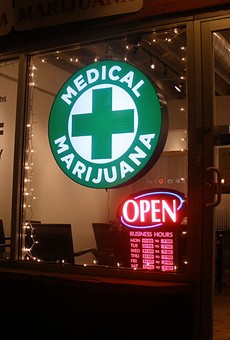 Nope, Texas doesn't have anything like this Colorado dispensary. At least not yet.