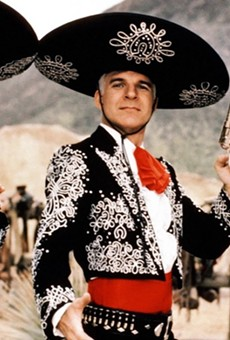 Catch A Free Screening of ¡Three Amigos! at Arneson River Theatre