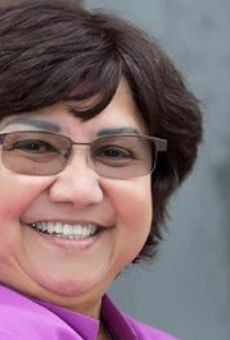 Lupe Valdez Becomes First Openly Gay and First Latina Candidate to Win a Major Party Nomination for Texas Governor