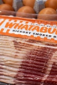 You Can Now Buy Whataburger's Hickory Smoked Bacon at H-E-B