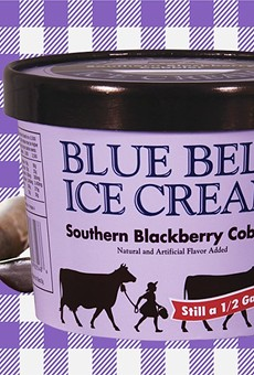 Blue Bell's Newest Flavor Now Available for a Limited Time