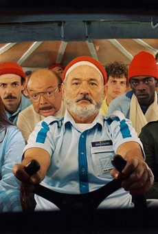 Wes Fest Moves On to McNay for Screening of The Life Aquatic with Steve Zissou