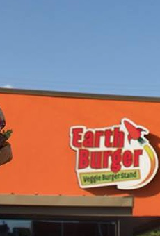 Tour the Latest Location of Earth Burger, Now Open