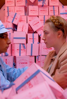 Wes Fest Continues with The Grand Budapest Hotel Screening at SAMA