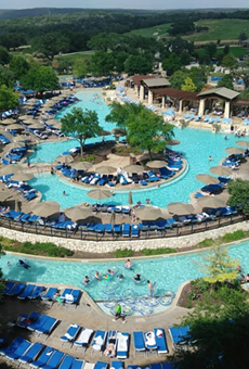 San Antonio is Home To One Of The Coolest Hotel Pools in the U.S.
