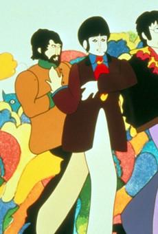 Santikos Bijou Screening The Beatles' Film Yellow Submarine for 50th Anniversary