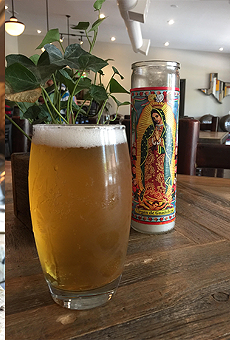 Kunstler Brewing King Willy Kolsch (center) and more beers we're digging this summer.